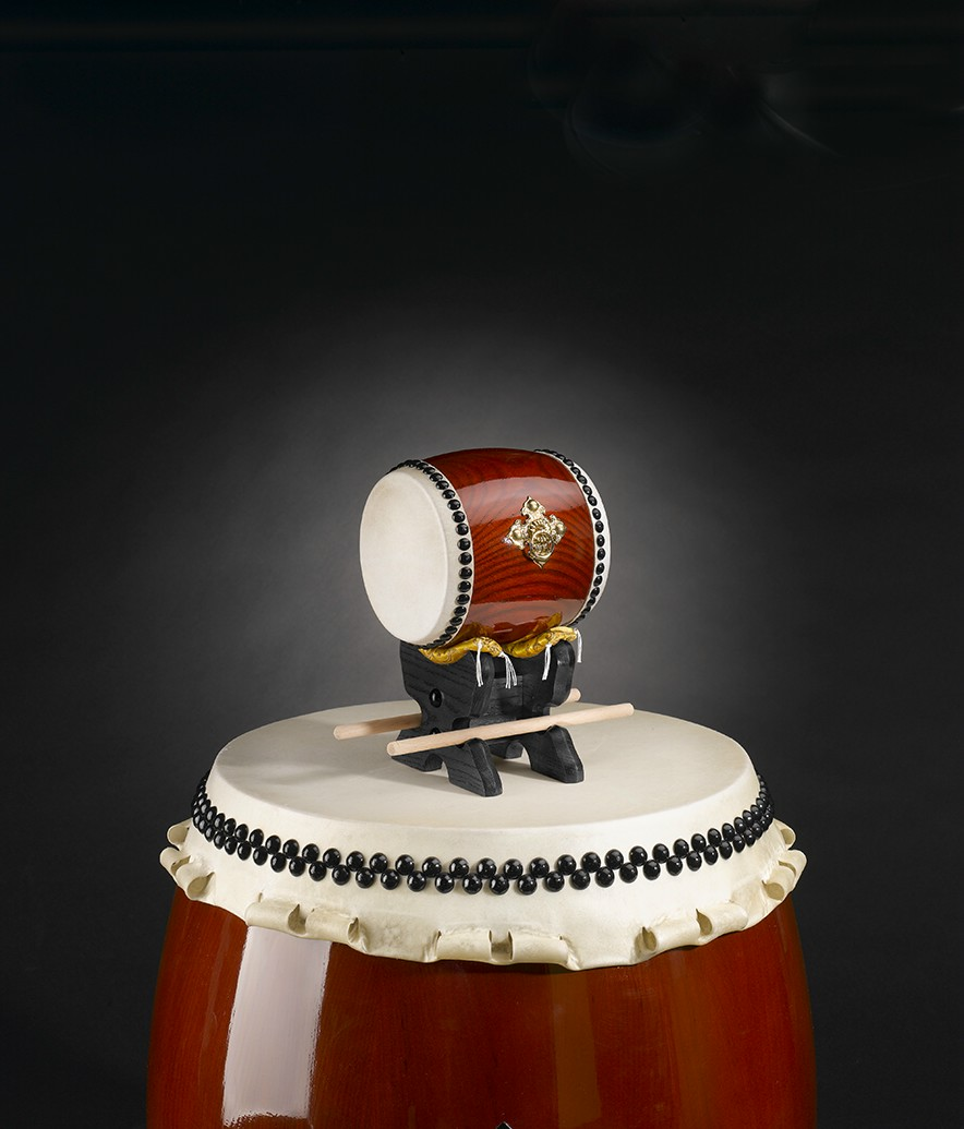 Decorative-Kazari Taiko with stand Ø15cm (79€)